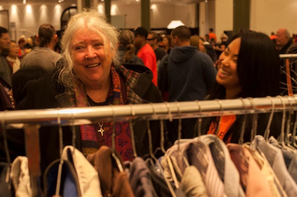 Clothing Volunteers