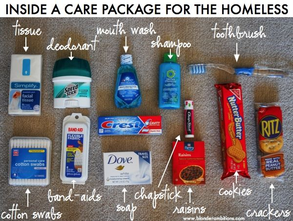 A Real Christmas In July With Personal Care Pack For Sydney S Homeless